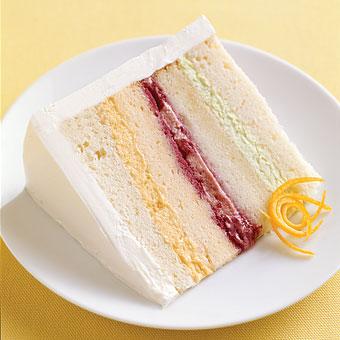 Свадебный торт французский поцелуй