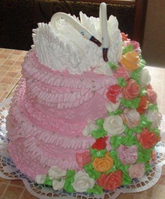 Всё для приготовления торта фото 4