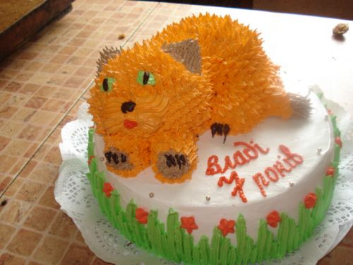 Торт майнкрафт улыбка негра торт