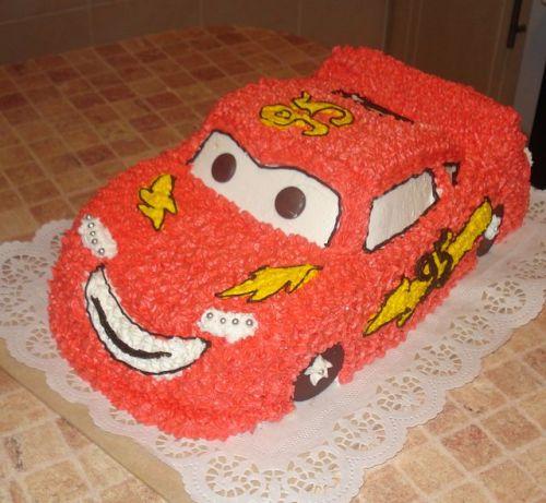 Торт машина макквин торт тачки в киеве
