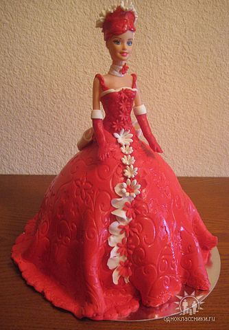 Торты куклы лучшие торты
