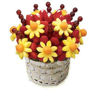 Фруктовый букет заказать в киеве цветы на заказ в воронеже 35 рублей