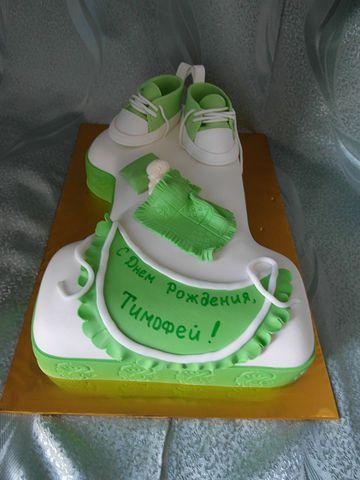 Торт детский на день рождения фото своими руками