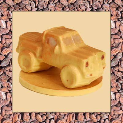 Фото: Шоколадная машинка Джип…