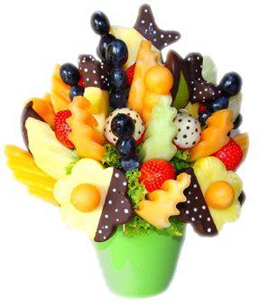 Заказ и доставка фруктового букета по Киеву