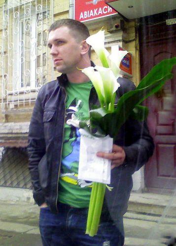 Быстрая доставка цветов Киев