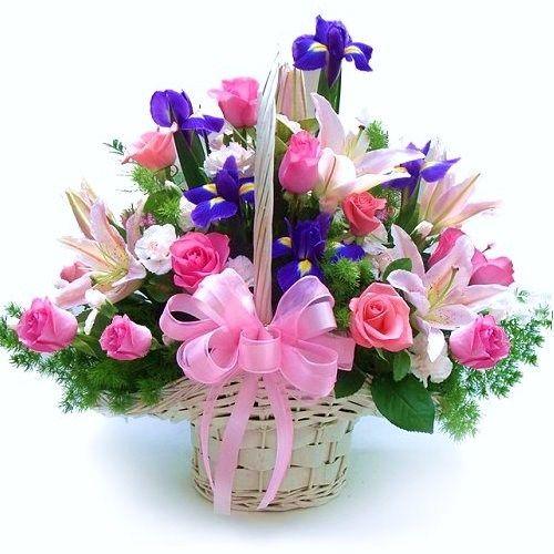 Шоколадные цветы своими руками фото 539
