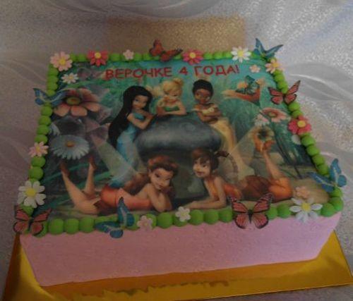 Срочно заказать детский торт в Киеве с доставкой
