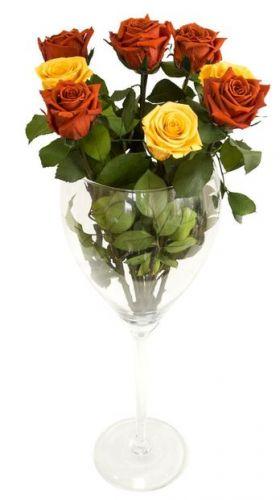 Доставка шикарных роз по Киеву