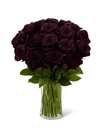 Букет черных роз заказать новосибирск подарок мужчине