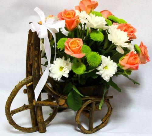 Заказ цветов по Интернету