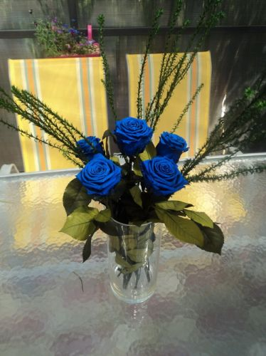 Бессмертные розы - заказ в Киеве, Украине