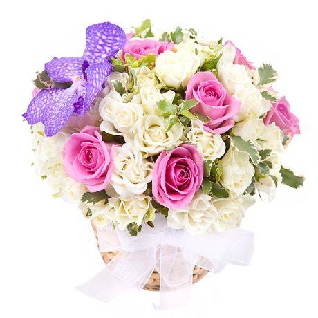 Заказ цветов в Украину срочно