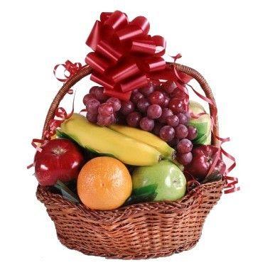 Доставка корзин с фруктами в Кременчуг