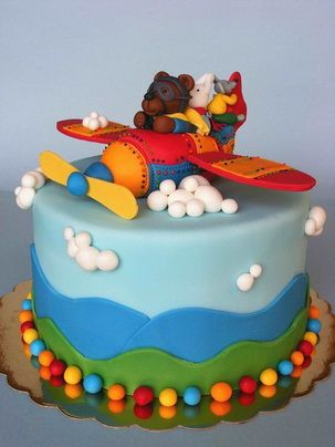 Детский тортик для детей в Киеве с доставкой