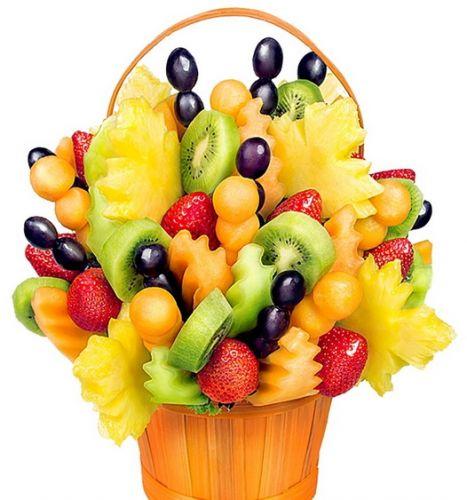 Заказать букет из фруктов