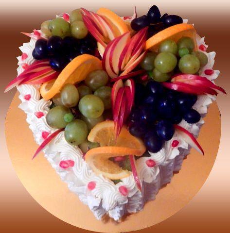 Фруктовый торт купить