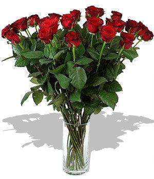 Доставка цветов Кременчуг - красные розы